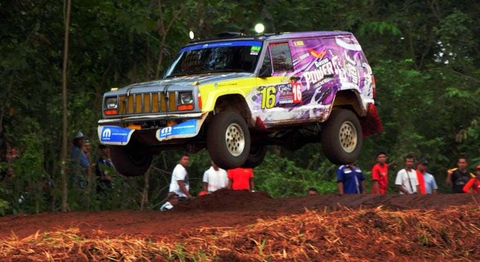Power F Speed Offroad Team