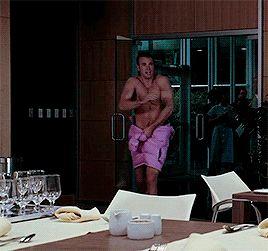 Love this Johnny Storm set of gifs || Chris Evans || Fantastic Four