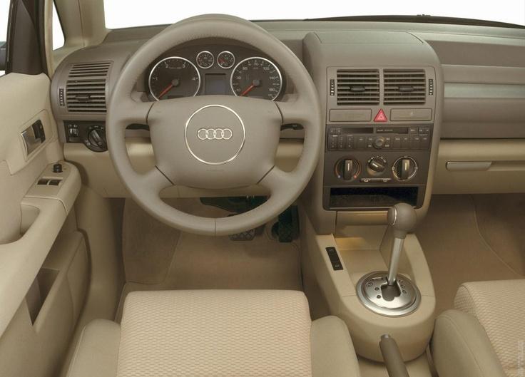 2001 Audi A2