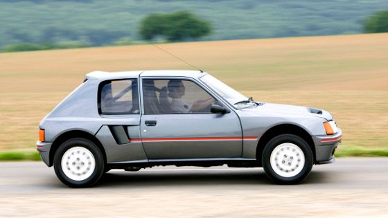 Peugeot 205 T16 (1984)