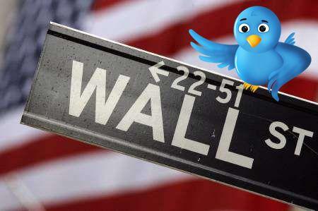 Twitter in borsa