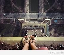 eiffel tower: Angles, Tours Eiffel, Eiffel Towers, Christian Dior, The View, The Edge, Perspective, Haute Couture, Vertigo