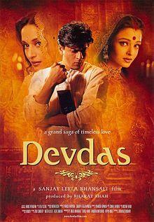 Devdas 2002 Hindi Film Wikipedia The Free Encyclopedia Best Bollywood Movies Bollywood Movie Hindi Movies