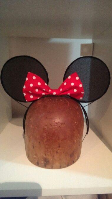 Mini Mouse - by Lauren J Ritchie
