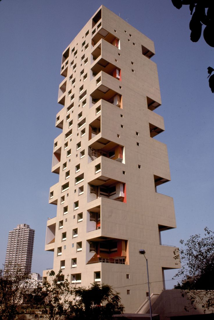 High Rise Residential Tower Kanchenjunga Apartment
