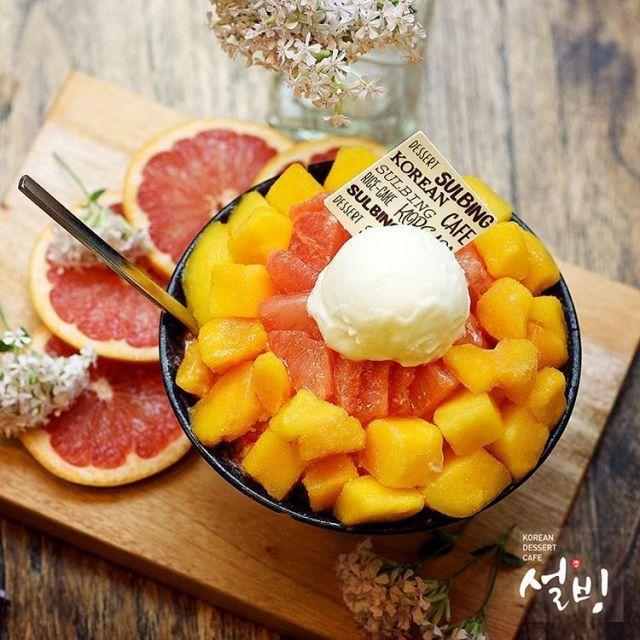 それはまるでパウダースノー韓国の人気かき氷店ソルビンがついに日本上陸