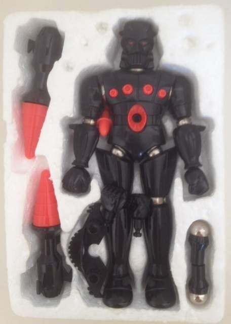 #Baron Karza della serie I #Micronauti originale #GIG anno '78 , in scatola originale e con tutte le parti funzionanti #modellismo #collezionismo #vintage #anni80 #80s #gioco #giocattolo #giocattoli
