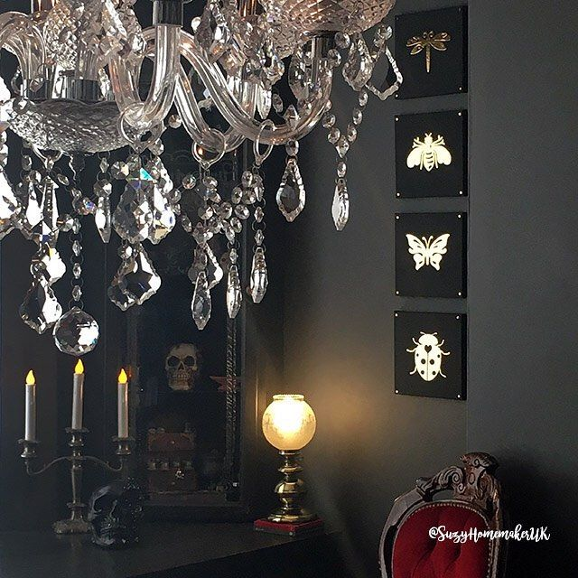 Large Victorian Dining Room: 25+ Best Ideas About Victorian Gothic Decor On Pinterest