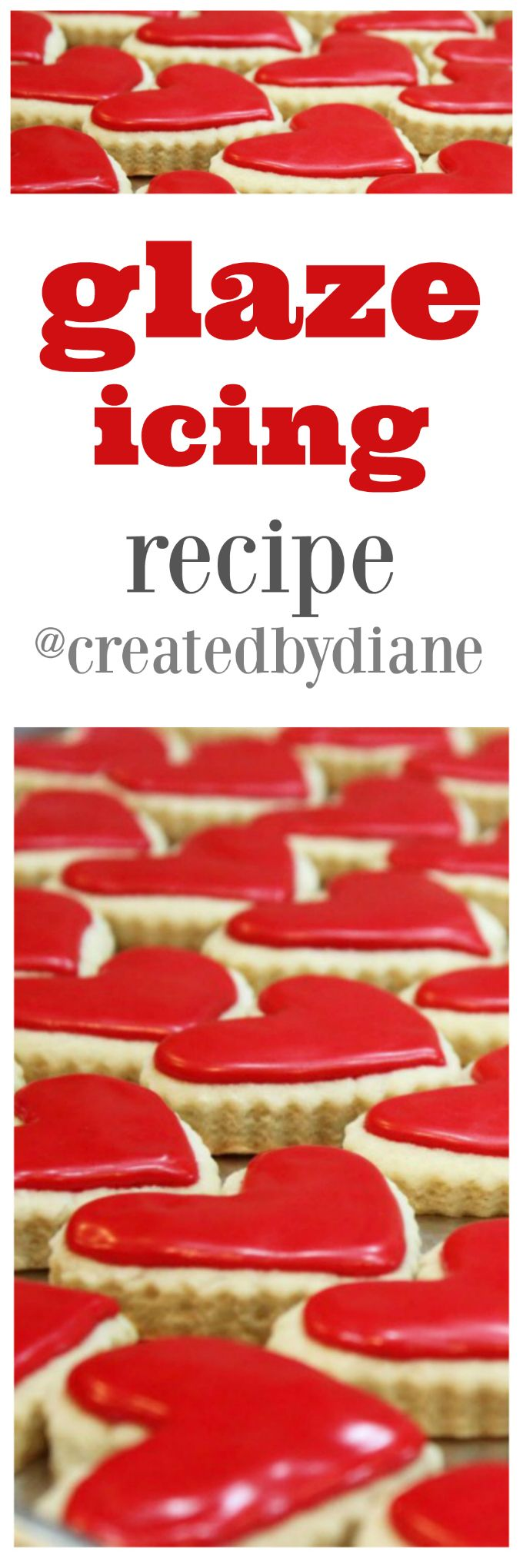 This Italian Sugar Cookies is a must have Cookie Recipe, perfect for Christmas cookies, birthday cookies and cookies for all occasions. Easy Glaze icing allows you to create pretty cookies that look like you've been formally trained to decorate cookies