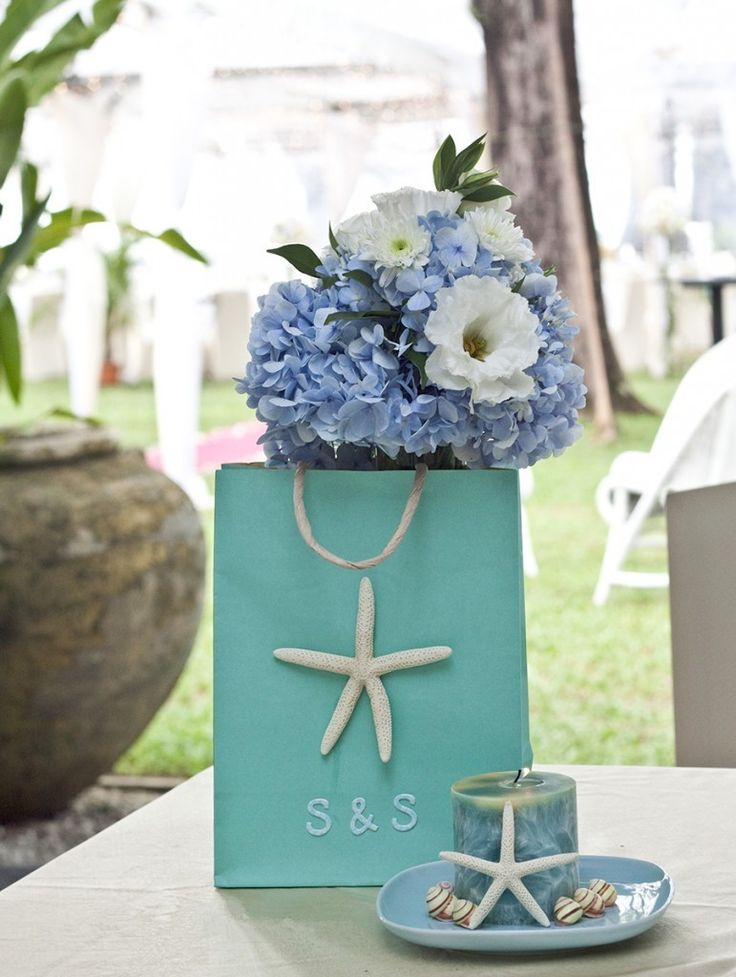 19 best beach wedding decoration ideas images on pinterest beach beach outdoor wedding decoration 2014 beach wedding table starfish decor junglespirit Images