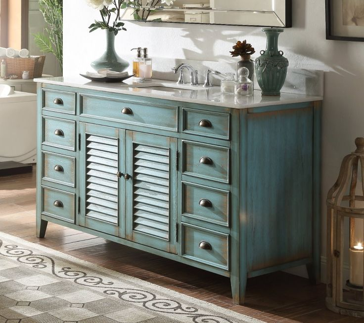 60 Single Sink Abbeville Bathroom Vanity Cf 66323bu