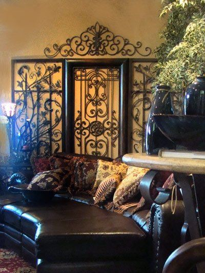 119 Best Images About Wrought Iron Decor On Pinterest