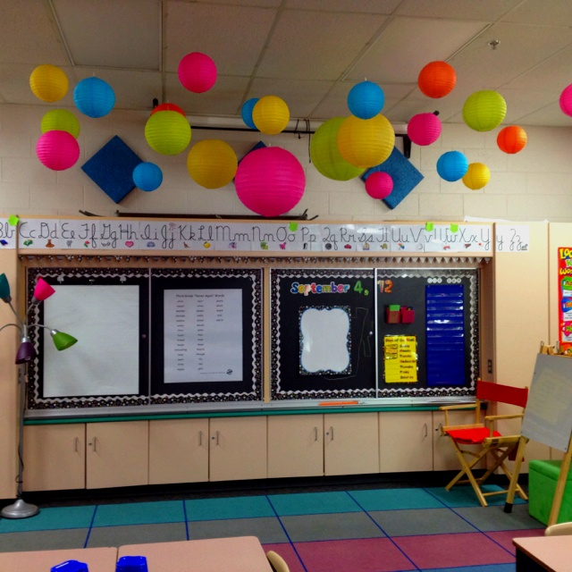 Second Home Decorating Ideas: Classroom Decoration Ideas For 3rd Grade