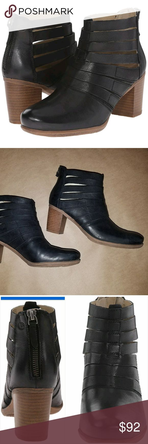 Josef Seibel Black Ankle Boots Josef Seibel Black Ankle Boots Josef Seibel Shoes Ankle Boots & Booties