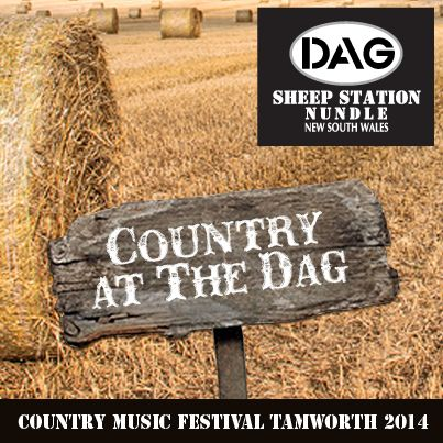 Tamworth Country Music Festival 2014 at the DAG - Nundle