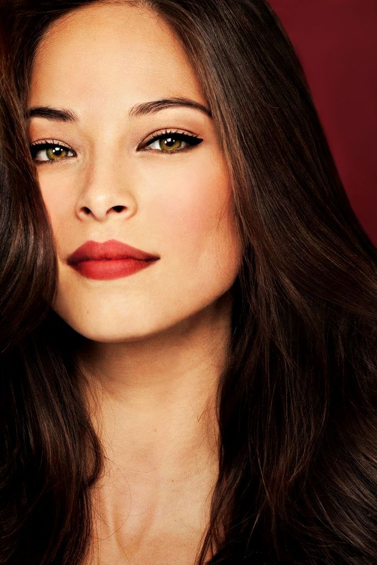 Kristin Kreuk-Deep Bright Autumn(Feline  Autumn flowing to Exotic Winter).Type 3 secondary 4.Pure Autumn.