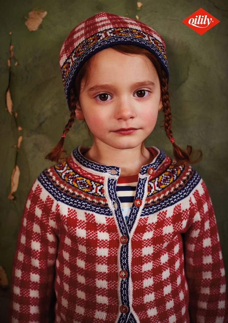 OILILY Children's Wear - Fall Winter 2013