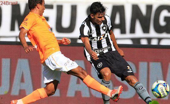 Início sem rumo na Taça Guanabara: Botafogo empata com Nova Iguaçu e segue sem vencer no torneio