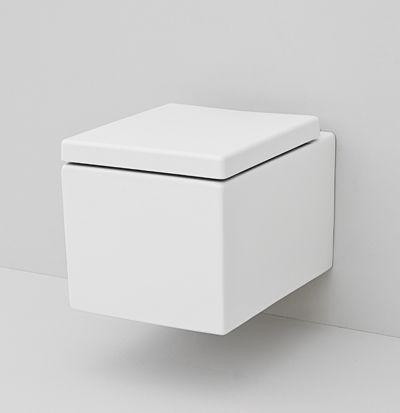 BLOCK, The.Artceram collection  design Meneghello Paolelli Associati. Wall- hung wc