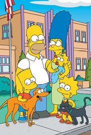 The Simpsons, the early seasons are by far the best! A lot of my understanding of American culture and history comes via the Simpsons. I can't wait until my son is old enough to watch the Simpsons.