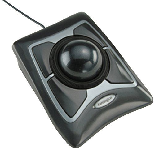 BUY NOW Kensington Expert Trackball Mouse Award-winning Scroll Ring for precise fingertip scrolling.View larger Expert Mouse Trackball The Expert Mouse employs Kensington s
