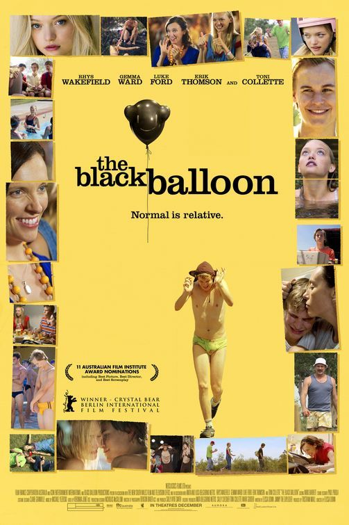 The Black Balloon Movie
