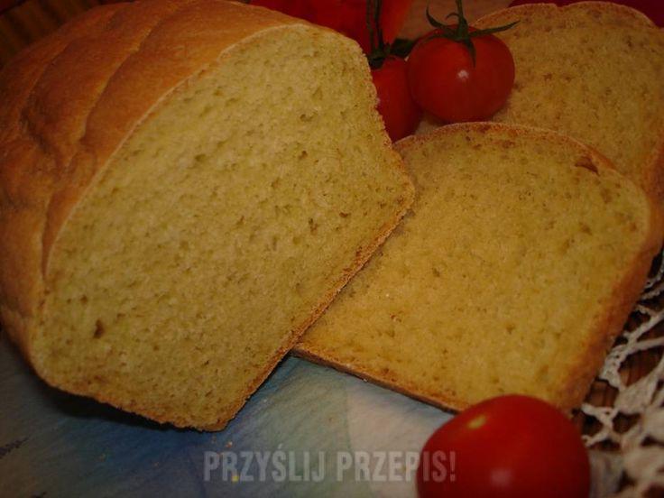 Chleb z mąką kukurydzianą