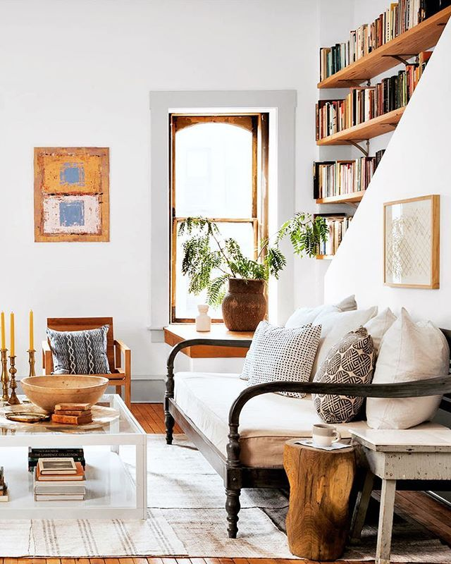 Gettin All Kinds Of Cozy Vibes From Our #roomoftheweek