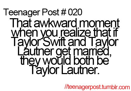 Teenager Post 1 - 100 - Teenagerpost Wiki. OMG just realized that