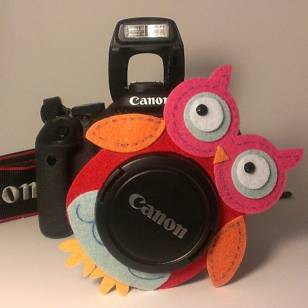Must have photo prop for Child Photography- DIY Owl- I need this! This almost looks exactly like my new camera
