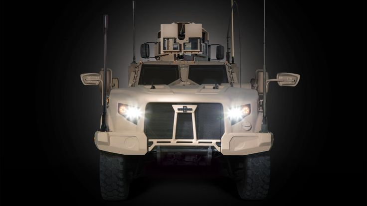 Oshkosh JLTV to cost less than $399,000 fully loaded
