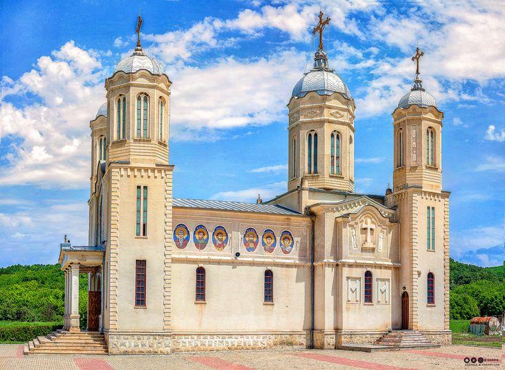 manastirea sf apostol andrei, ion corvin