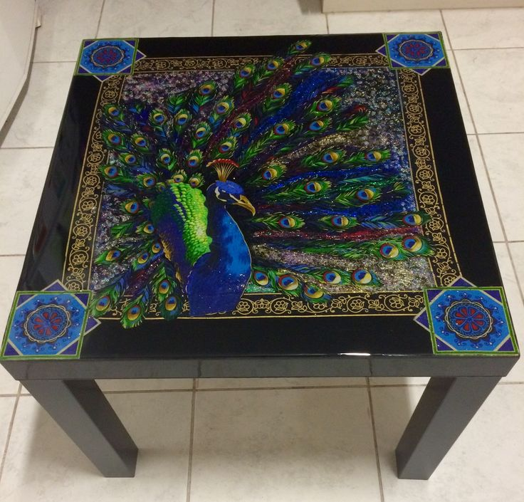 123 best images about decoupage resin tables diy on for Acrylic bar top