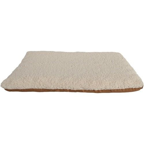 Petspaces Faux-suede Orthopedic Pet Mat (small)