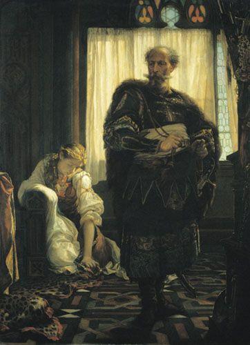 "Madarász Viktor ""Zách Felicián"" 1858"