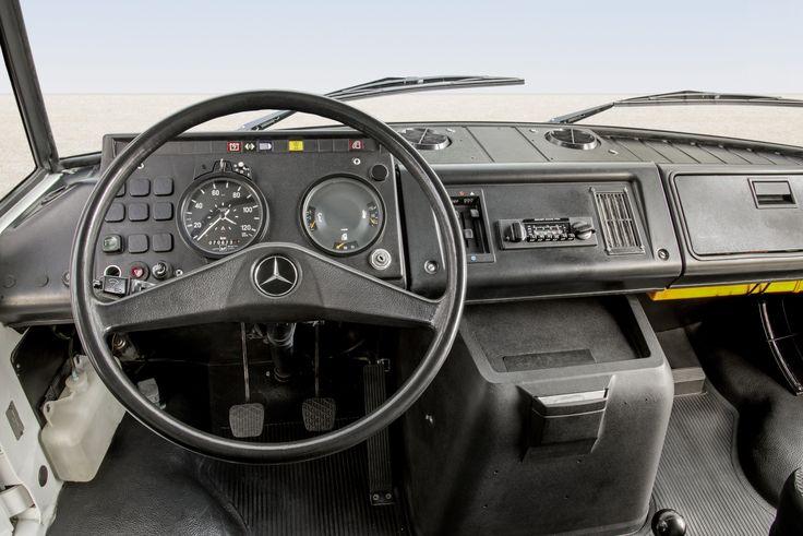 Mercedes-Benz L 407 D Kastenwagen (Br.309) '01.1975–81