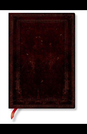 Paperblanks Taccuino Flexi Midi 176 Pag. 13x18 Righe Nero Marocchino | eBay!