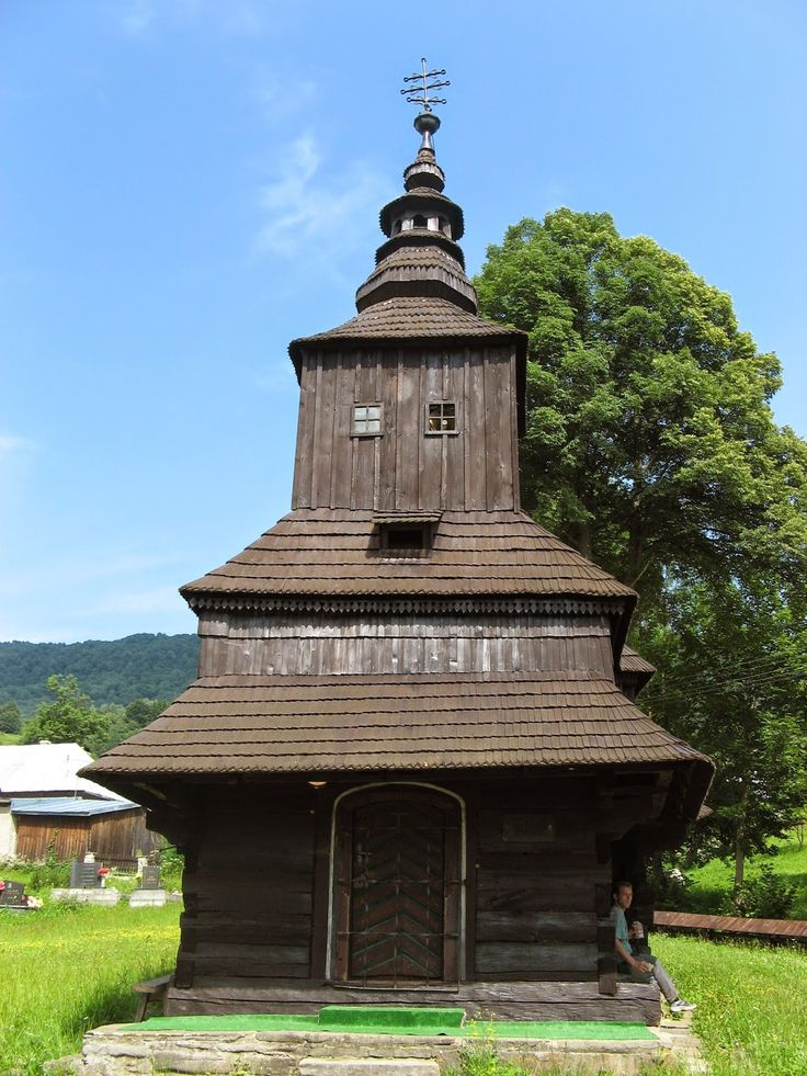 Wooden Churches and Folk Architecture of the Carpathian Mountains