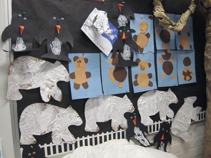 penguin and polar bear art: Winter Snow Penguins Preschool, Crafts Ideas, Bear Art, Art Ideas, January New Years, Kids Art, Bears Art, Preschool Circles, Preschool Polar Bears Bears