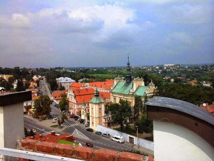 Brama Opatowska - Sandomierz (woj. świętokrzyskie, pow. sandomierski, gm. Sandomierz)