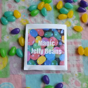 Magic Jelly Beans - Cute Easter Activity
