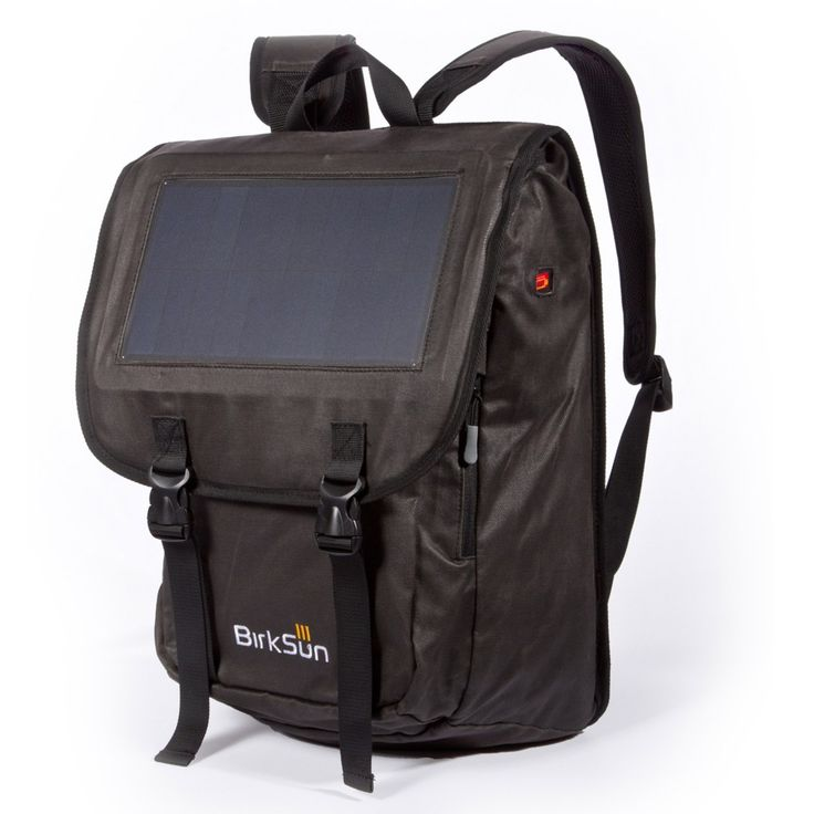 1000 Ideas About Solar Powered Backpack On Pinterest