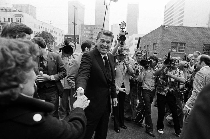 How did the party of Ronald Reagan turn into the party of Donald Trump and Ted Cruz? The core beliefs that got Reagan elected and re-elected were conservative: lower taxes, smaller government and a stronger, more assertive military. But Reagan was also a pragmatist, willing to compromise, able to improvise in pursuit of his goals and, most of all, eager to expand his party's appeal.