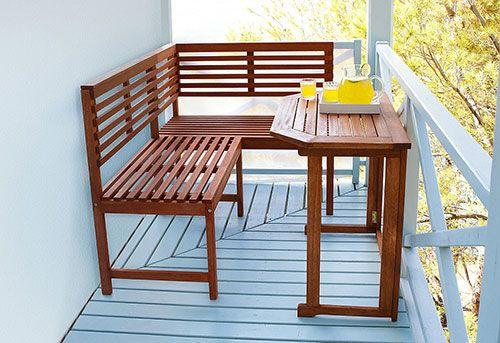 Balkon meubels