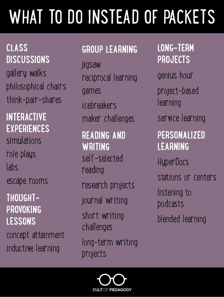 Are Your Worksheets Contributing To Meaningful Learning, Or Just Keeping  Students Busy?
