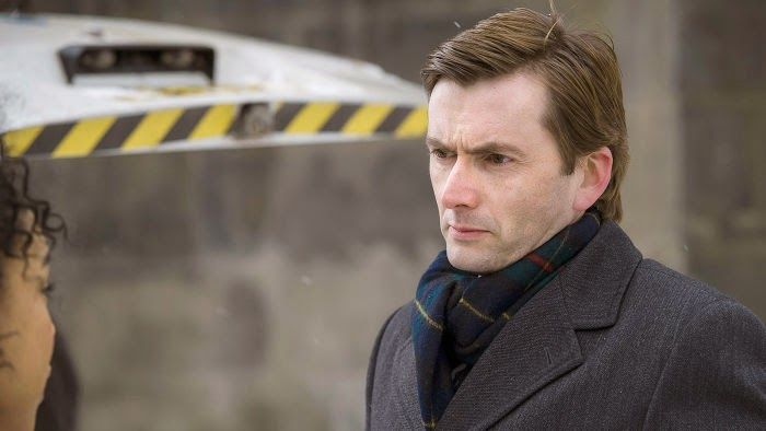 FINLAND: The Escape Artist Starring David Tennant To Air On YLE TV From Sunday