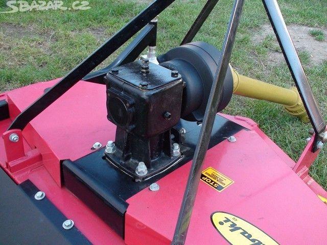Prodám nový mulčovač - sekačka FM120 Dabaki - obrázek číslo 3