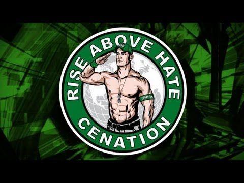 WWE - John Cena Theme Song + Titantron 2013 (Green Version)