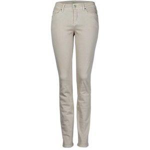 Cambio Parla Damen Jeans Beige