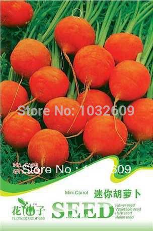 Мини морковь семена овощи 20 шт./упак. всего 2 упак. здоровый китайские семена овощных культур для дома бонсай овощеводство
